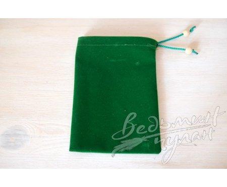 Мешочек таро зеленый