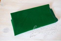 Алтарная скатерть зеленая