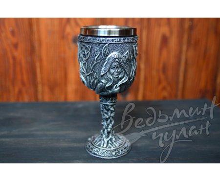 Алтарная чаша Триликая Богиня