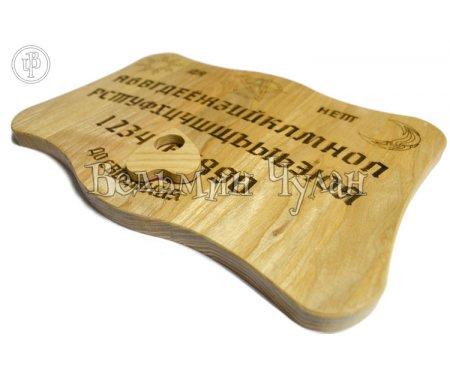 Спиритическая доска Уиджа (Ouija board) 22х36 см