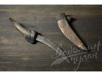 Атам. Ритуальный нож