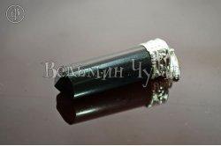 Кулон кристалл Шерл (турмалин)