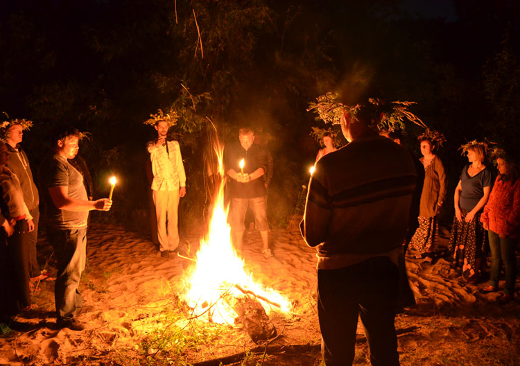 Проведение ритуалов и обрядов